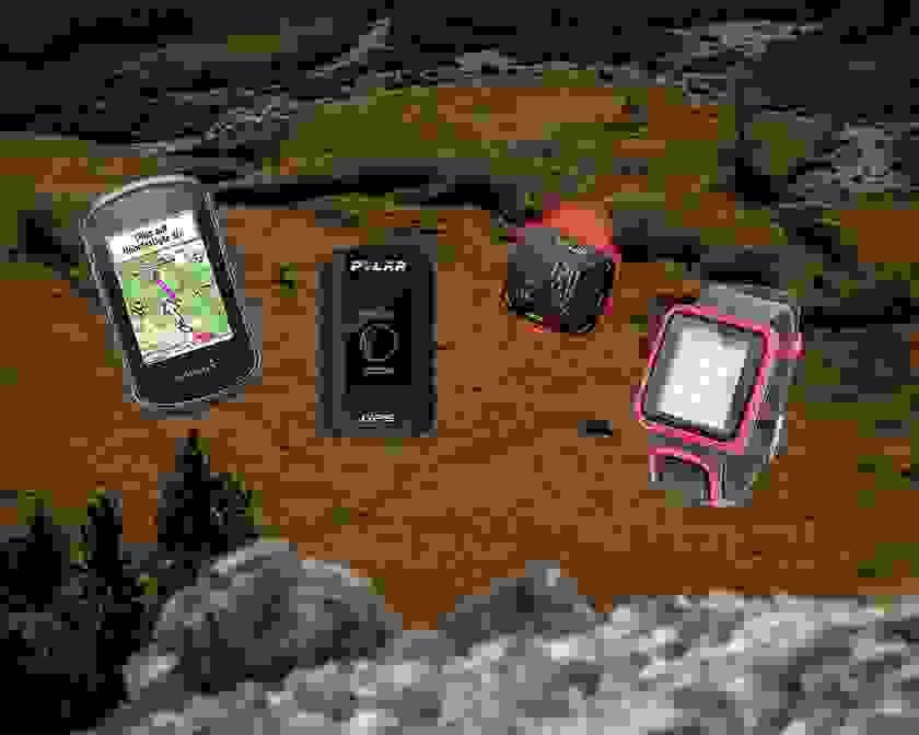 5 Navigationsgeräte auf einen Blick. Unverzichtbar um stets den richtigen Weg bei der Wanderung zu finden.