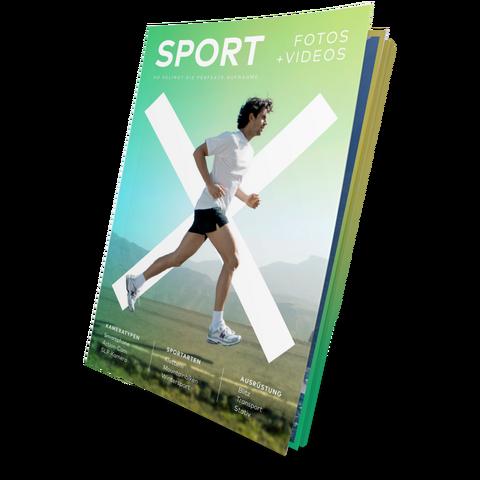 Kostenloser Sportfotografie- und Videografie-Ratgeber