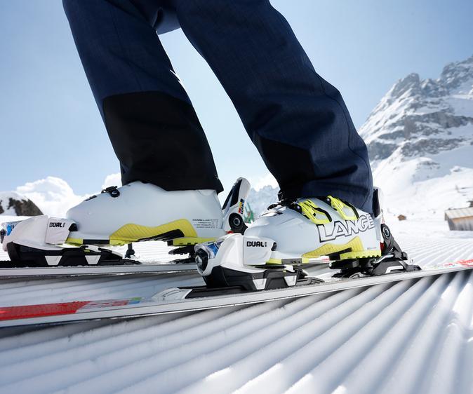 Skischuhberatung von SportScheck