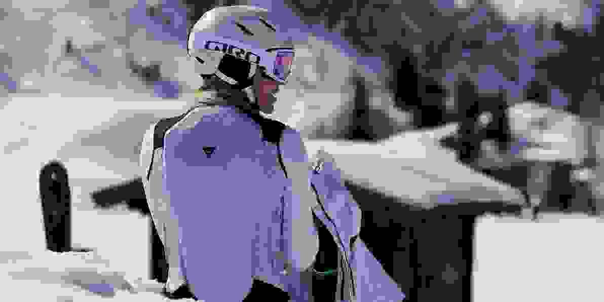 Schutzausrüstung für den Wintersport