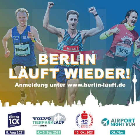 Berlin läuft!