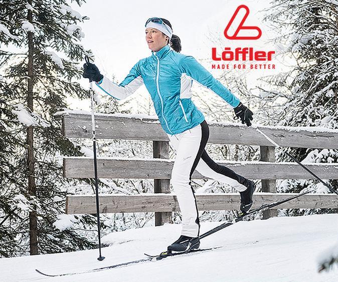 Skilanglaufartikel von Löffler
