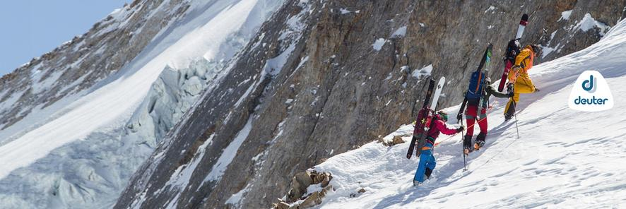 Skitourenrucksäcke von Deuter