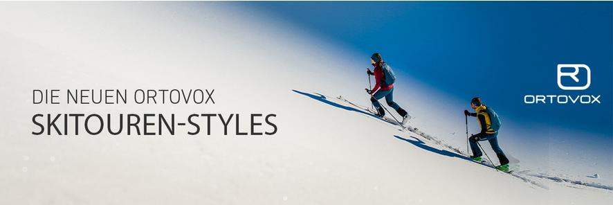 Skitourenausrüstung von Ortovox