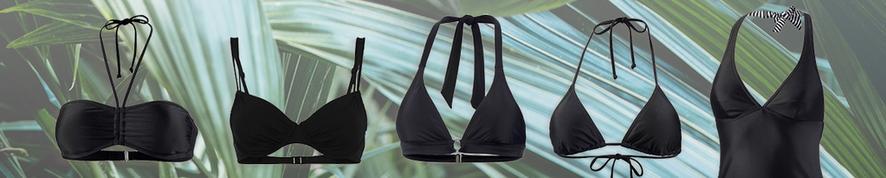 Bikini-Passformen