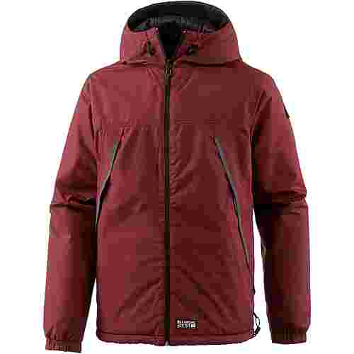 Billabong TRADEWINDS REVERS. Wendejacke Herren BORDEAUX