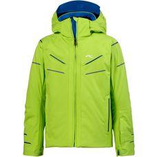 KJUS Skijacke Kinder lime green
