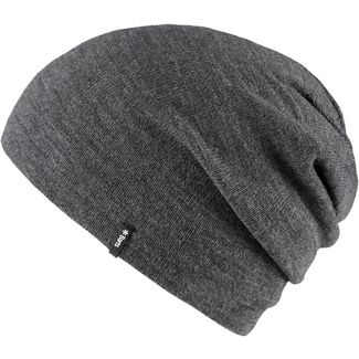 Barts Eclipse Beanie dark heather
