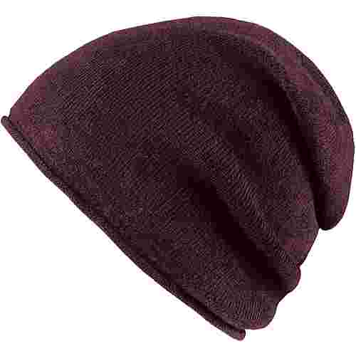 TOM TAILOR Beanie Damen gipsy purple