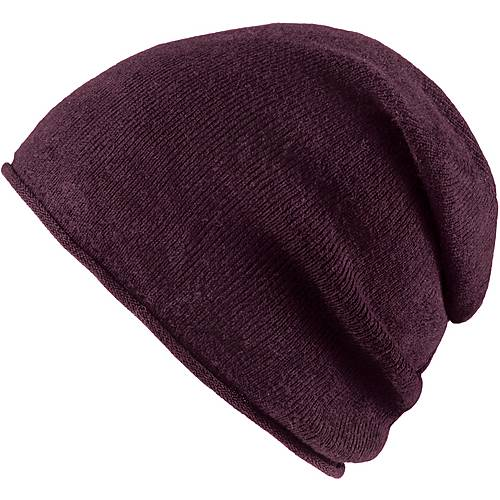 TOM TAILOR Beanie Damen gipsy purple