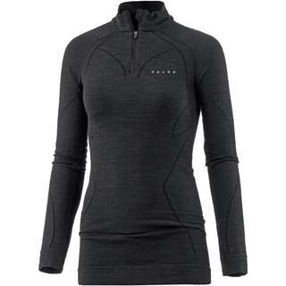 Falke Merino WOOL-TECH Kompressionsshirt Damen black