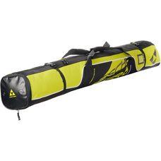 Fischer Alpine Race Skisack schwarz-gelb