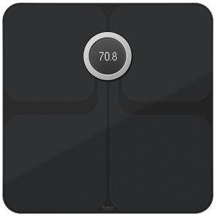 FitBit Aria 2 Körperfettwaage black