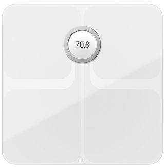 FitBit Aria 2 Körperfettwaage white