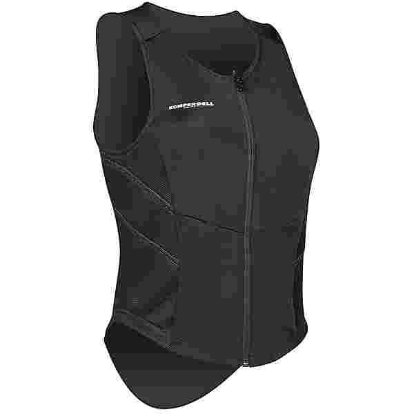 KOMPERDELL Cross SUPER ECO Vest with Belt Protektorenweste Damen black