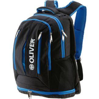 OLIVER Tennisrucksack schwarz-blau