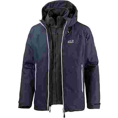 Jack Wolfskin Discovery Cove Funktionsjacke Herren night blue im Online Shop von SportScheck kaufen
