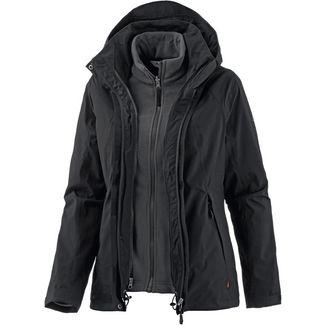 VAUDE Kintail 3in1 Outdoorjacke Damen black
