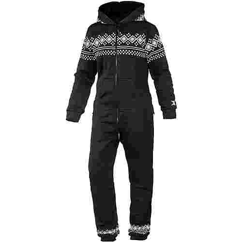 Onepiece Lusekofte 2.0 Jumpsuit black