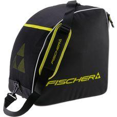 Fischer Alpine Eco Skischuhtasche schwarz-gelb