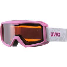 Uvex flizz LG Skibrille Kinder rose mat