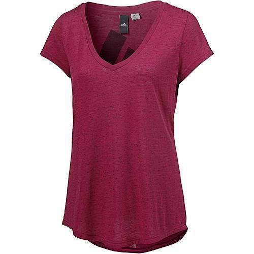 adidas Winners T-Shirt Damen mystery ruby
