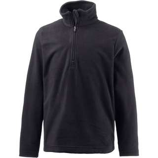 CMP Fleeceshirt Kinder nero