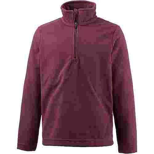 CMP Fleeceshirt Kinder burgundy