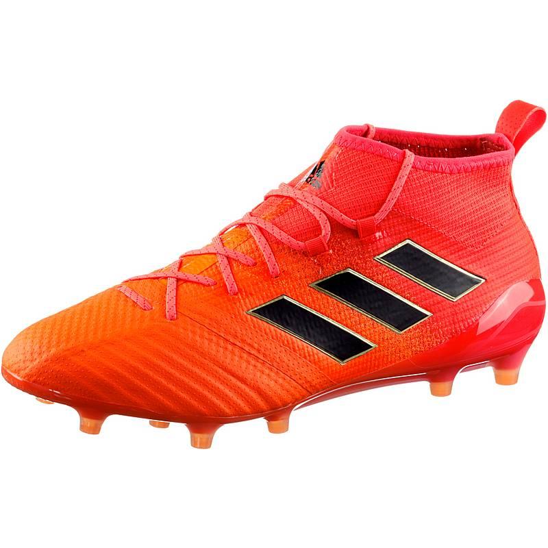 adidas ACE 17.1 Primeknit FG schwarztürkis | soccercity