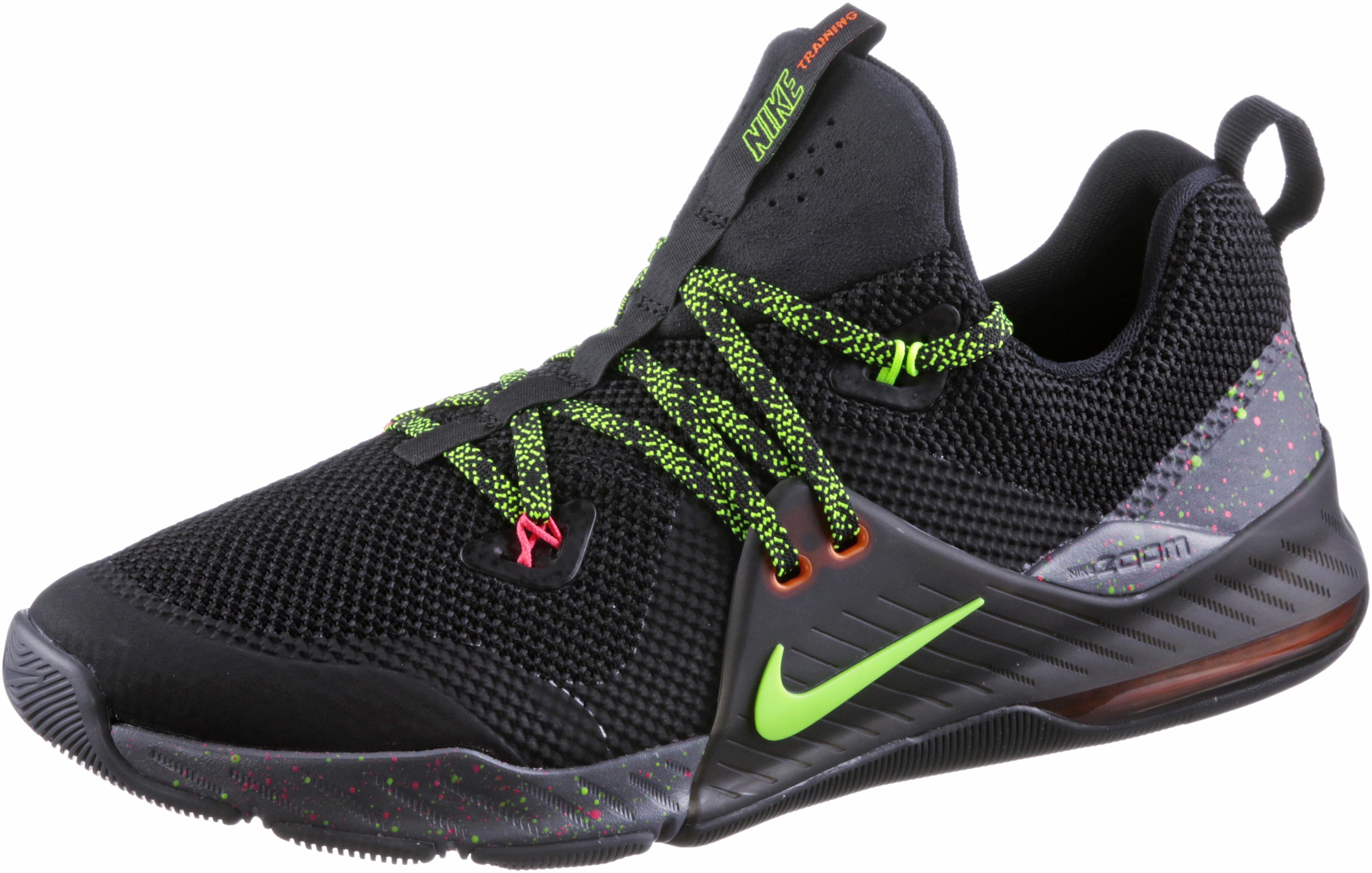 Nike Zoom Train Command Command Command Fitnessschuhe Herren black-black-volt-dark-grey im Online Shop von SportScheck kaufen Gute Qualität beliebte Schuhe d0af5d