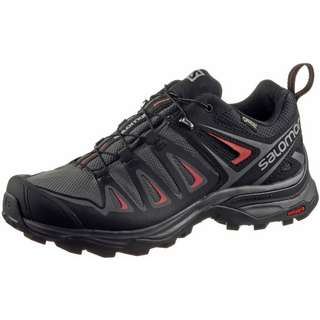 Salomon GTX® X ULTRA 3 Multifunktionsschuhe Damen magnet-black-mineral red