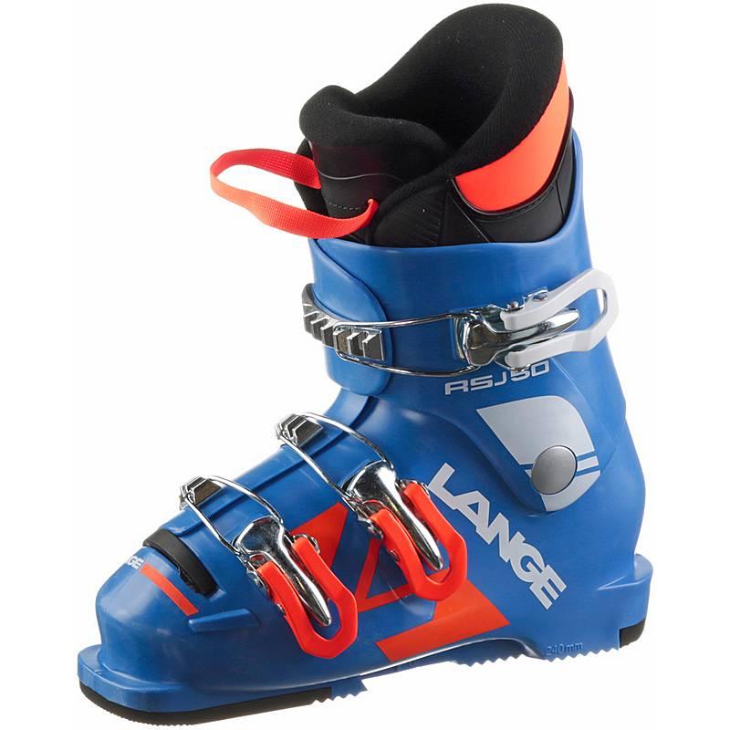 LANGERSJ 50  SkischuheKinder  power blue