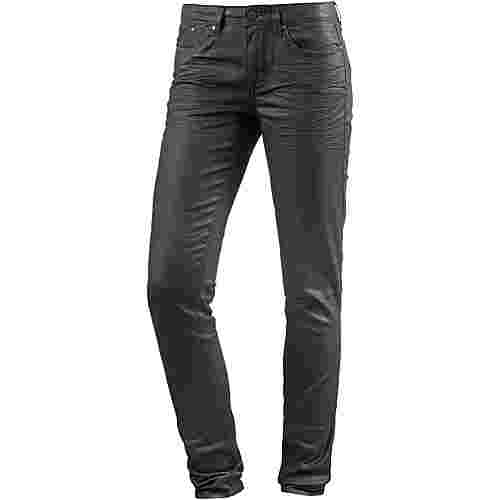 TOM TAILOR Skinny Fit Jeans Damen black