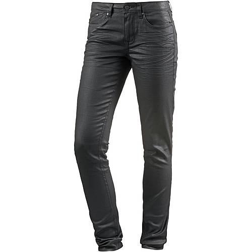 TOM TAILOR Skinny Fit Jeans Damen black