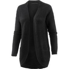 Only Strickjacke Damen black