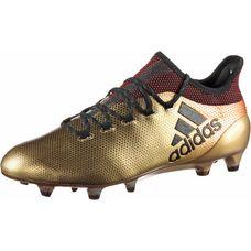 adidas X 17.1 FG Fußballschuhe Herren tactile gold met.