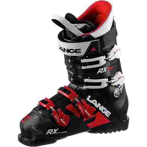 LANGE RX 100 Skischuhe black-red