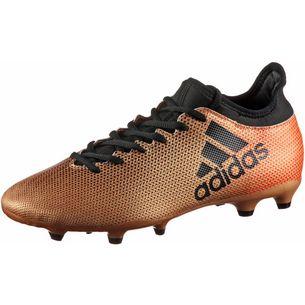 adidas X 17.3 FG Fußballschuhe Herren tactile gold met.