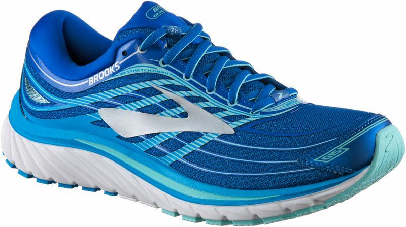 Brooks Glycerin 15 Damen Laufschuhe blue-mint Größe 42 pxkmo