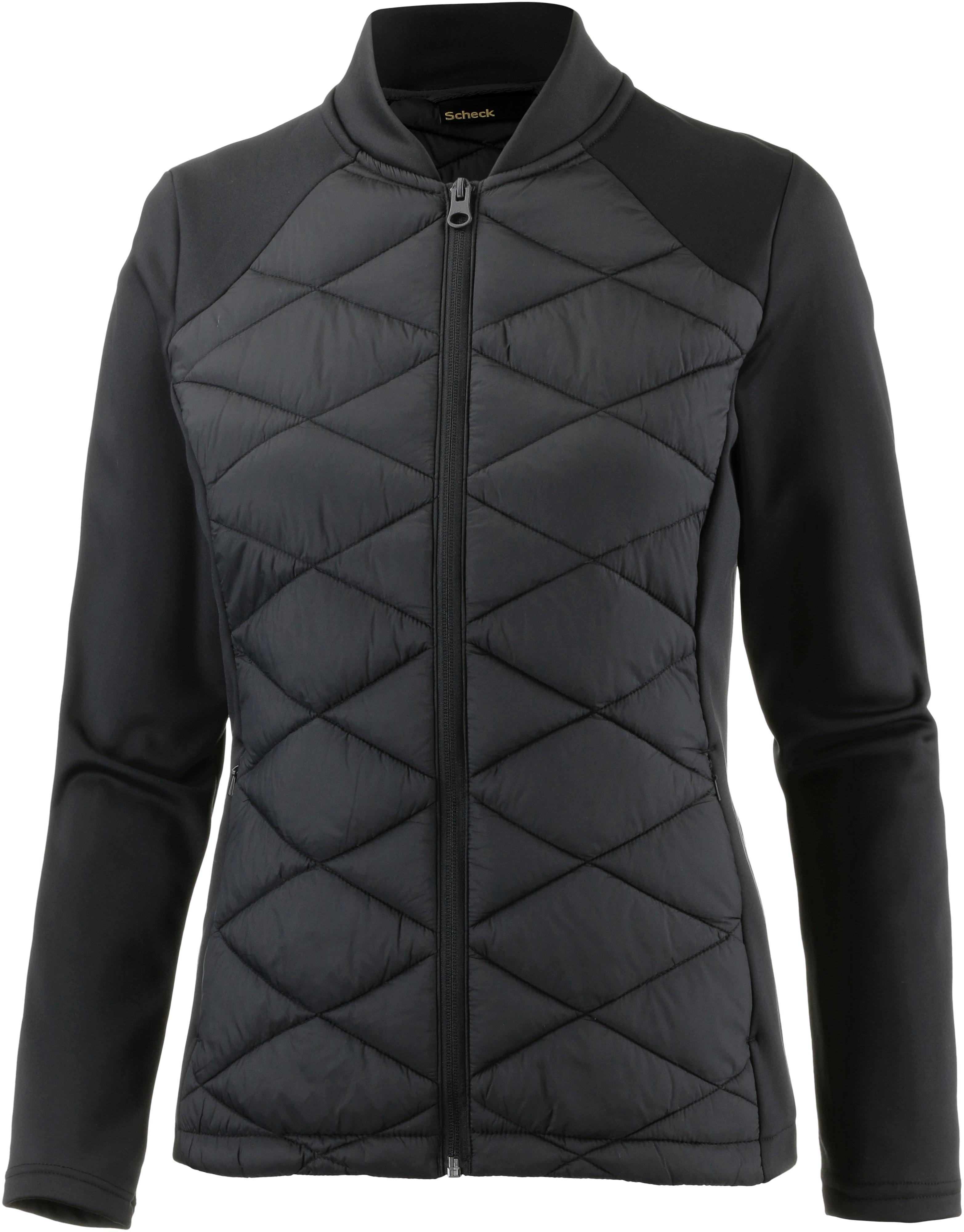 Jersey jacke damen schwarz