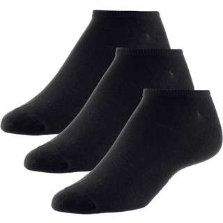 unifit 3er Pack Socken Pack black