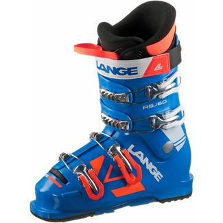 LANGE RSJ 60 Skischuhe Kinder power blue
