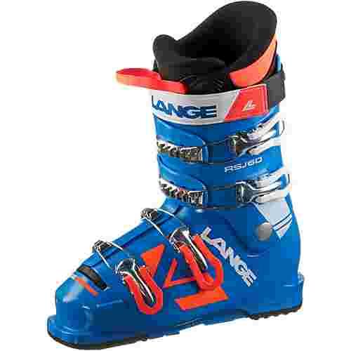 LANGE RSJ 60 Skischuhe Kinder power blue