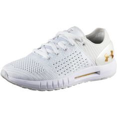 Under Armour Hovr Sonic NC Laufschuhe Damen white-elemental-metallic-faded-gold