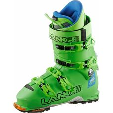 LANGE XT 130 Freetour Skischuhe acid green