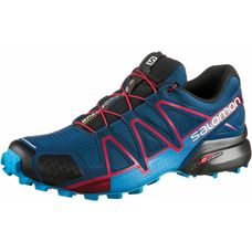 Salomon SPEEDCROSS 4 Laufschuhe Herren poseidon-hawaiian-fiery-red