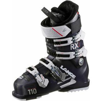 LANGE RX 110 LV Skischuhe Damen dunkelblau