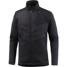 Salomon Pulse Fleecejacke Herren black