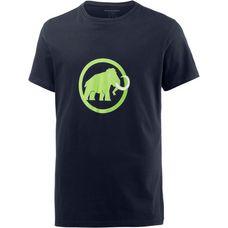 Mammut Logo T-Shirt Herren marine-sprout