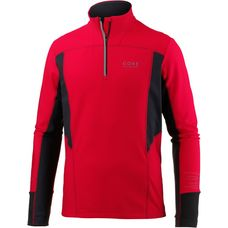 Gore Mythos 2.0 Thermo Laufshirt Herren red/black